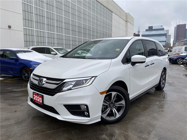 2020 Honda Odyssey EX (Stk: HP4188) in Toronto - Image 1 of 36