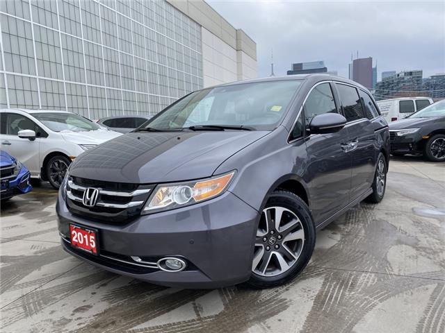 2015 Honda Odyssey Touring (Stk: Y22004A) in Toronto - Image 1 of 35