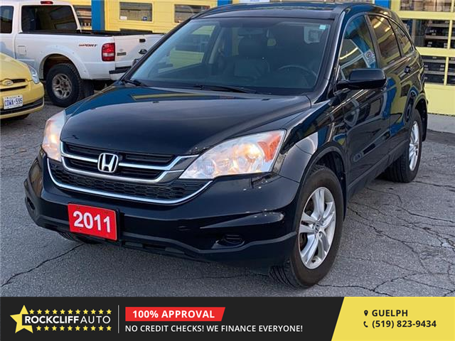 2011 Honda CR-V EX-L (Stk: 823945) in Guelph - Image 1 of 15