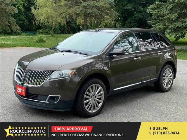 2011 Lincoln MKX Base (Stk: J21493) in Guelph - Image 1 of 18