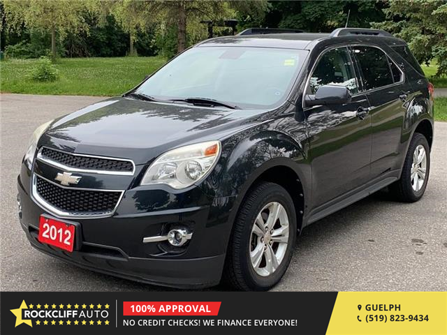 2012 Chevrolet Equinox 1LT (Stk: 120093) in Guelph - Image 1 of 13