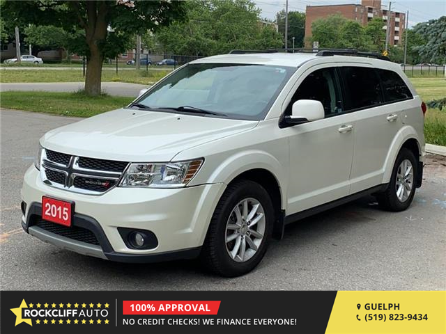 2015 Dodge Journey SXT (Stk: 535864) in Guelph - Image 1 of 13