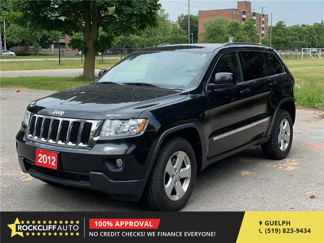 2012 Jeep Grand Cherokee Laredo (Stk: 153968) in Guelph - Image 1 of 16