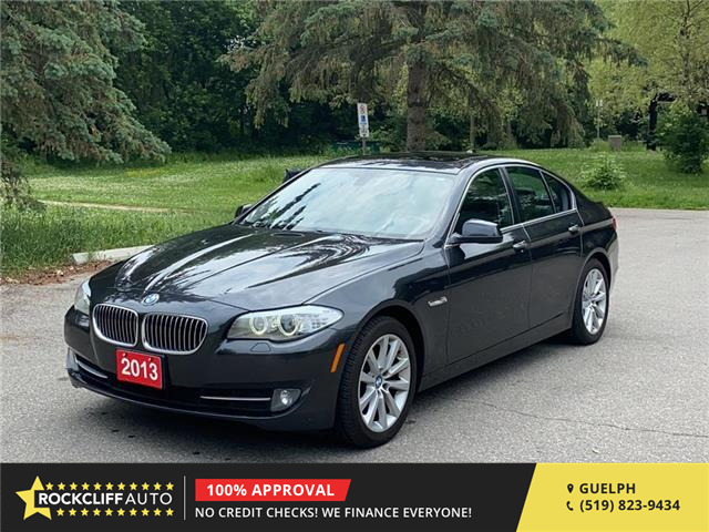 2013 BMW 528i xDrive (Stk: W16569) in Guelph - Image 1 of 13