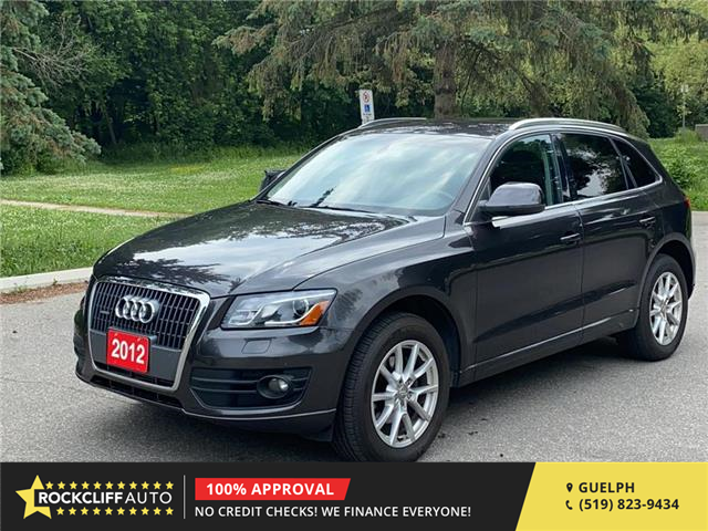 2011 Audi Q5  (Stk: 062012) in Guelph - Image 1 of 15