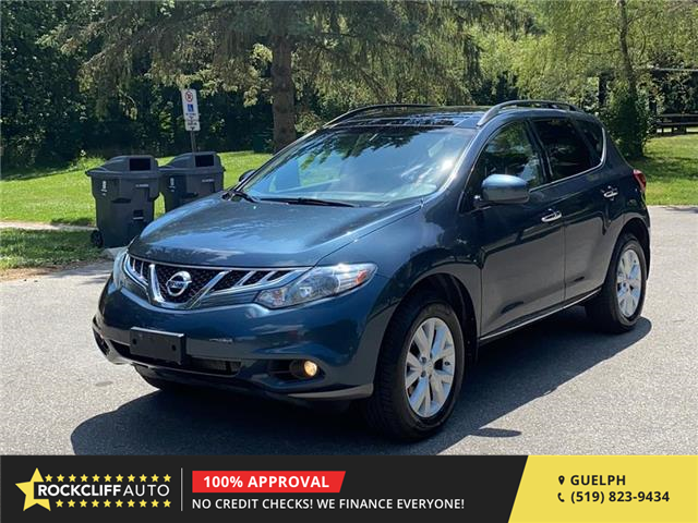 2011 Nissan Murano  (Stk: 183048) in Guelph - Image 1 of 13