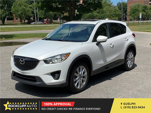 2013 Mazda CX-5 GT (Stk: 115979) in Guelph - Image 1 of 15
