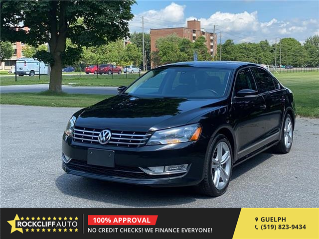 2014 Volkswagen Passat 1.8 TSI Highline (Stk: 071755) in Guelph - Image 1 of 14