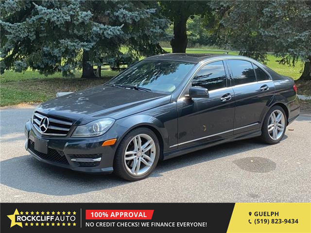 2014 Mercedes-Benz C-Class Base (Stk: 916129) in Guelph - Image 1 of 13