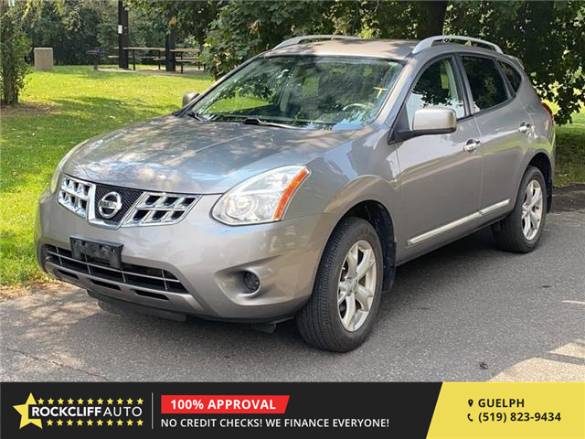 2011 Nissan Rogue  (Stk: 262378) in Guelph - Image 1 of 12