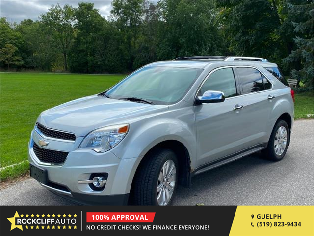 2011 Chevrolet Equinox 2LT (Stk: 433783) in Guelph - Image 1 of 15