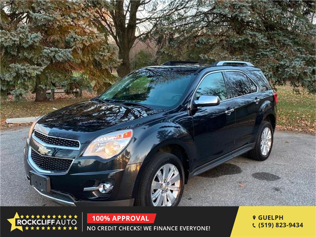 2010 Chevrolet Equinox LT (Stk: 258455) in Guelph - Image 1 of 16