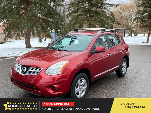 2011 Nissan Rogue  (Stk: 281532) in Guelph - Image 1 of 14