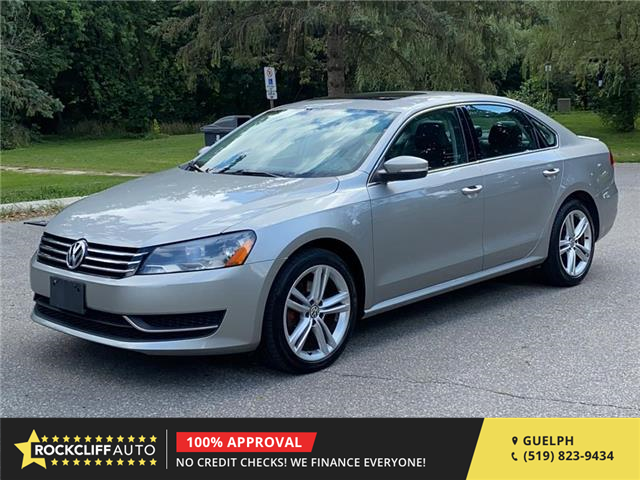 2013 Volkswagen Passat 2.5L Highline (Stk: 089636) in Guelph - Image 1 of 14