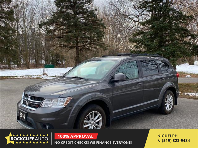 2014 Dodge Journey SXT (Stk: 232924) in Guelph - Image 1 of 19