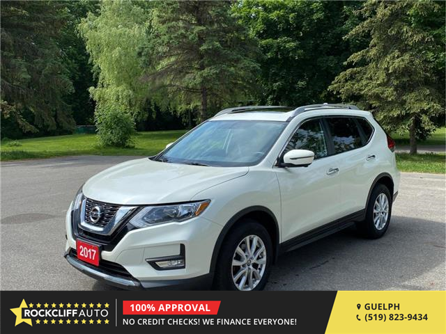 2017 Nissan Rogue  (Stk: 748889) in Guelph - Image 1 of 15