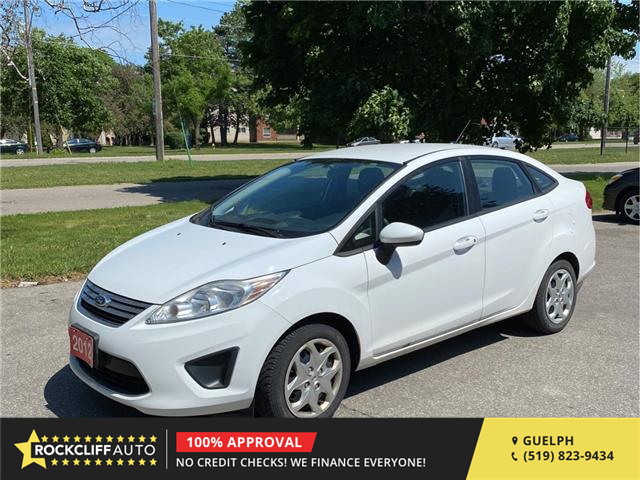 2012 Ford Fiesta SE (Stk: 206375) in Guelph - Image 1 of 11