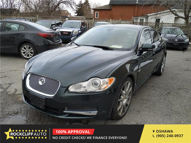 2010 Jaguar XF Luxury (Stk: JR62700) in Oshawa - Image 1 of 18