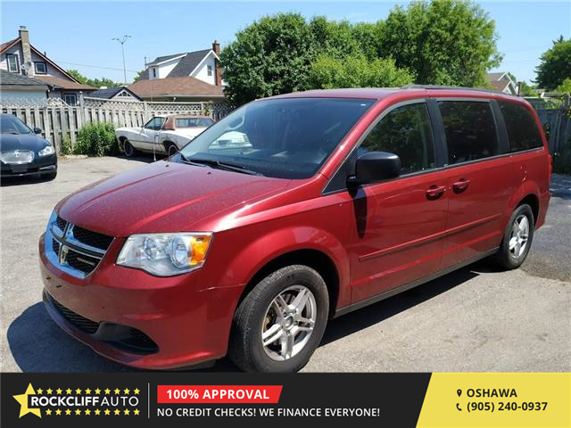 2011 Dodge Grand Caravan SE/SXT (Stk: D672147) in Oshawa - Image 1 of 15