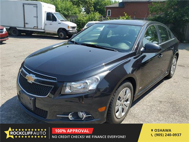 2012 Chevrolet Cruze LTZ Turbo (Stk: C373009) in Oshawa - Image 1 of 13