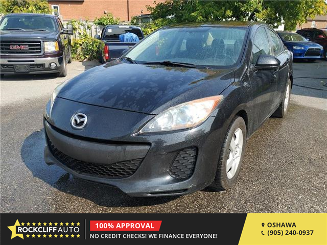 2012 Mazda Mazda3 GS-SKY (Stk: M586531) in Oshawa - Image 1 of 15