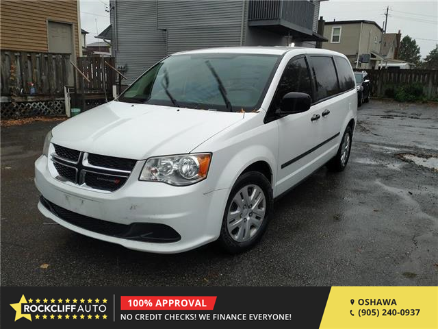 2014 Dodge Grand Caravan SE/SXT (Stk: D340935) in Oshawa - Image 1 of 15