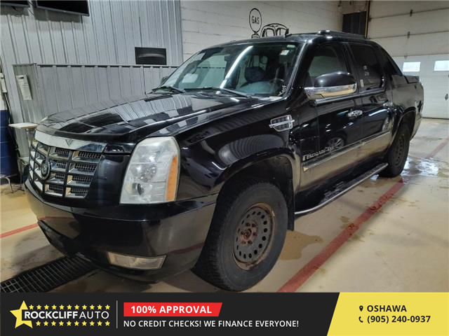 2008 Cadillac Escalade EXT Base (Stk: C182446) in Oshawa - Image 1 of 3