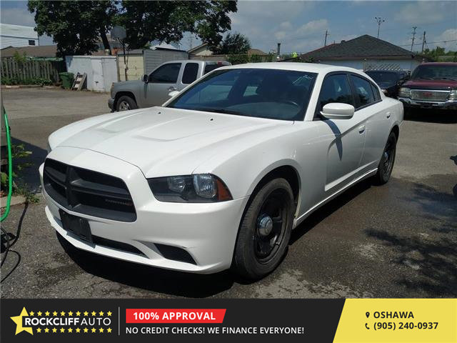 2014 Dodge Charger Enforcer Police (Stk: D265924) in Oshawa - Image 1 of 11