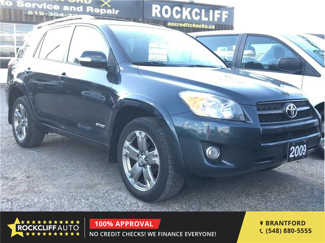 2009 Toyota RAV4  (Stk: T008807) in Brantford - Image 1 of 14