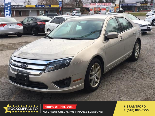 2010 Ford Fusion SEL (Stk: F270657) in Brantford - Image 1 of 11