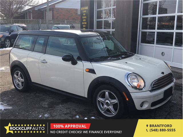 2010 MINI Cooper Clubman Base (Stk: MX52058) in Brantford - Image 1 of 8