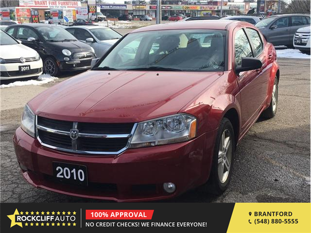 2010 Dodge Avenger SXT (Stk: D120640) in Brantford - Image 1 of 11