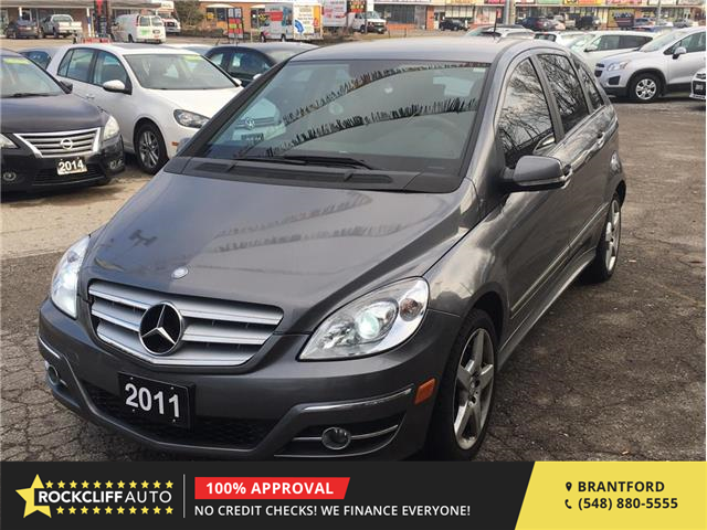 2011 Mercedes-Benz B-Class Turbo (Stk: M742152) in Brantford - Image 1 of 15