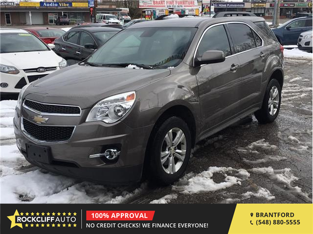 2012 Chevrolet Equinox 2LT (Stk: C197239) in Brantford - Image 1 of 18