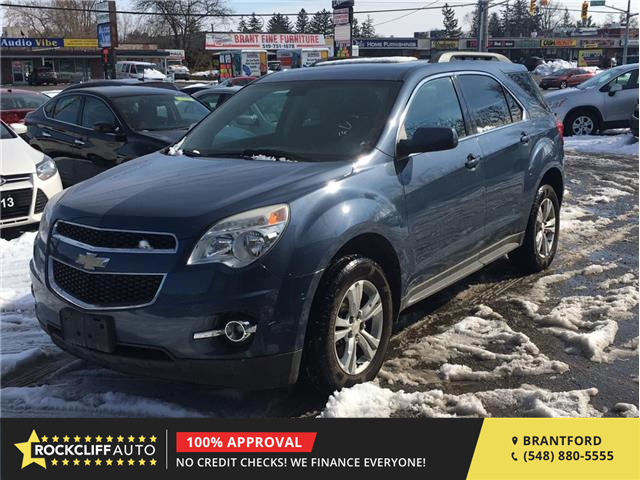 2011 Chevrolet Equinox 1LT (Stk: C224006) in Brantford - Image 1 of 12