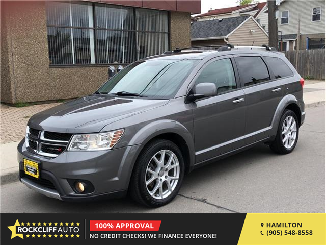 2013 Dodge Journey R/T (Stk: D638399) in Hamilton - Image 1 of 17