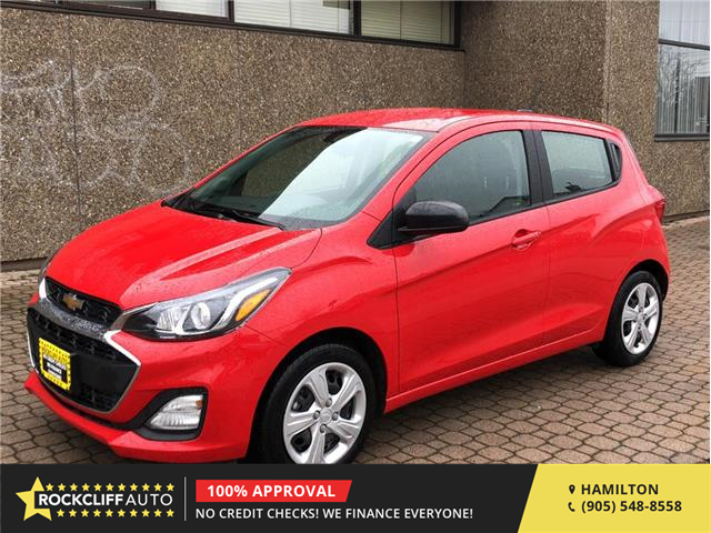 2019 Chevrolet Spark LS Manual (Stk: C740497) in Hamilton - Image 1 of 16