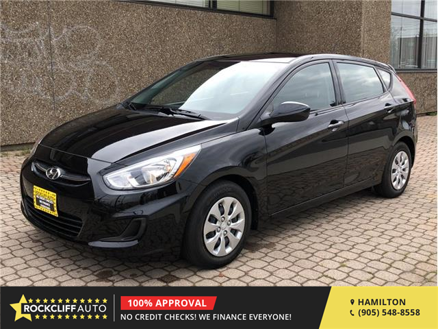 2016 Hyundai Accent  (Stk: H263067) in Hamilton - Image 1 of 14