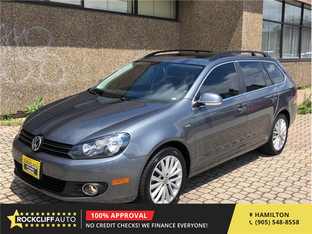 2014 Volkswagen Golf 2.0 TDI Wolfsburg Edition (Stk: V625406) in Hamilton - Image 1 of 17