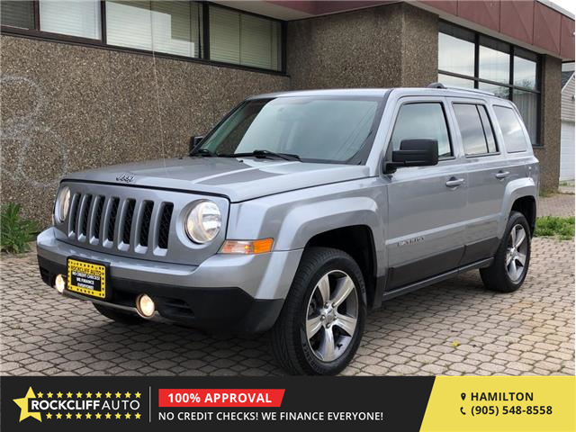 2016 Jeep Patriot Sport/North (Stk: J762660) in Hamilton - Image 1 of 17