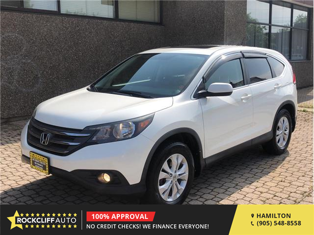 2012 Honda CR-V EX-L (Stk: H110869) in Hamilton - Image 1 of 17