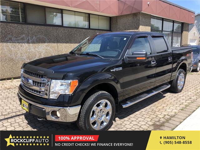 2013 Ford F-150 XLT (Stk: FD98679) in Hamilton - Image 1 of 23