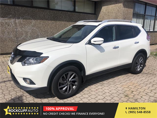 2016 Nissan Rogue SL Premium (Stk: N724805) in Hamilton - Image 1 of 25