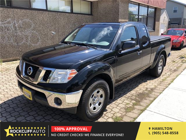 2010 Nissan Frontier XE (Stk: N407836) in Hamilton - Image 1 of 19