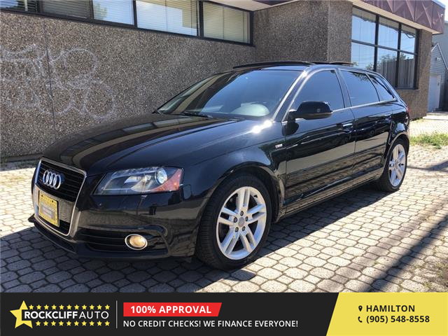 2012 Audi A3 2.0T Progressiv (Stk: A117332) in Hamilton - Image 1 of 21