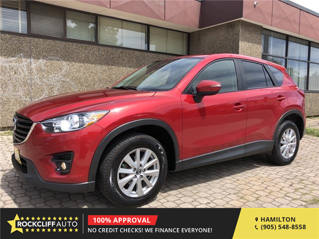 2016 Mazda CX-5 GS (Stk: M845710) in Hamilton - Image 1 of 22