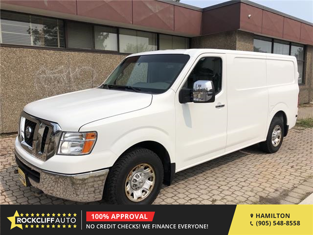 2012 Nissan NV Cargo NV3500 HD S V8 (Stk: N104823) in Hamilton - Image 1 of 19