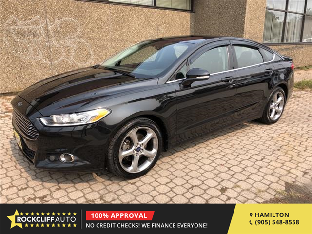 2013 Ford Fusion SE (Stk: -) in Hamilton - Image 1 of 17