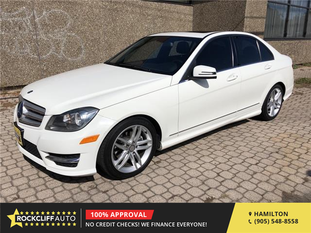 2012 Mercedes-Benz C-Class Base (Stk: M693979) in Hamilton - Image 1 of 15