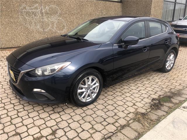 2014 Mazda Mazda3 Sport GS-SKY (Stk: M126520) in Hamilton - Image 1 of 20
